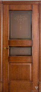 Durys Terzo su stiklu